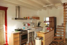 Foto 3 Chez l'Arbre, Ferienwohnung in der vulkanischen Auvergne, Frankreich