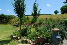 Foto 4 Chez l'Arbre, Ferienwohnung in der vulkanischen Auvergne, Frankreich