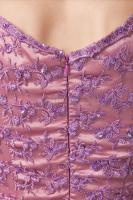 Foto 3 Chiffon T-Shirt bodenlanges Brautmutterkleid - Dameo.de
