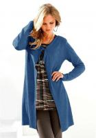 Chillytime - Strickmantel blau Gr. 36/38 - OVP - NEU