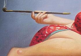 Foto 3 China Malerei Surrealismus  Ölgemälde