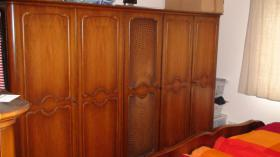 Foto 2 Chippendale Schlafzimmer (Original)  aus den 30/40iger Jahren (Nußbaumholz)