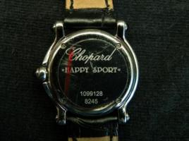 Foto 3 Chopard Happy Sport Uhr 5 Diamanten 0,15 ct