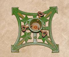 Foto 3 Christbaumständer, Metall,