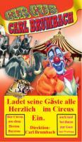 Circus Carl Brumbach aus Bayern