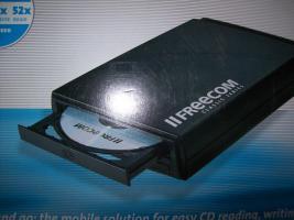 Classic CD- RW Recorder Freecom NEU