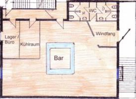 Foto 5 Club / Lounge / Cocktailbar in optimalem Zustand f�r sofortige Er�ffnung, BrauereiFREI