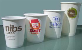 Foto 3 Coffee-to-go Pappbecher mit individuellem Aufdruck ab 1000 Stück