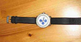 Collectors Michelin F1 Armbanduhr