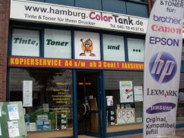 ColorTank Hamburg Tinte & Toner für Ihren Drucker