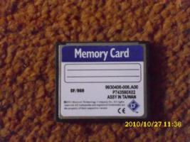 Foto 3 Comapct Flash Digital Memory Card 8 GB