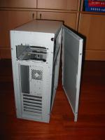 Foto 2 Computer PC ATX Geh�use, normaler Tower, mit Zubeh�r, incl. CD-RW-Brenner