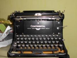 Continental Schreibmaschine - altes Schätzchen