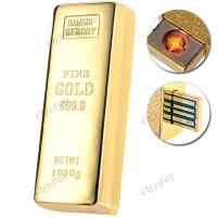 Cool Gold Shaped Rechargeable USB Feuerzeug € 3,80