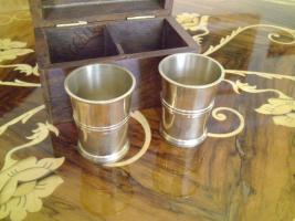 Copper Schußglas Set (2 Stück)