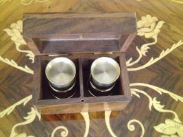 Foto 2 Copper Schußglas Set (2 Stück)
