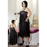 Cottelli Collection Neglige schwarz Gr. XXL
