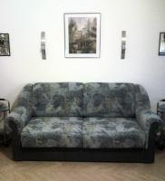 Couch 2-Sitzer zum ausklappen