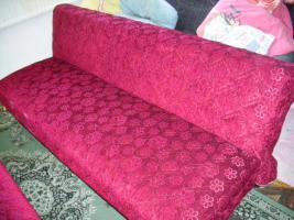 Foto 2 Couch 2x(Schlaffunkt) beide um 150 Euro VB. zu verkaufen