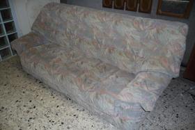 Couch (3-Sitzer) mit 2 Sesseln