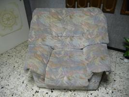 Foto 2 Couch (3-Sitzer) mit 2 Sesseln
