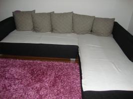 Couch mit Bettfunktion NEUwertig!
