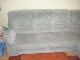 Foto 2 Couch (Microfaser, Grau)