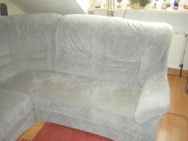 Foto 3 Couch (Microfaser, Grau)