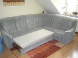 Foto 4 Couch (Microfaser, Grau)