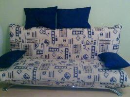 Foto 2 Couch mit Schlaffunktion