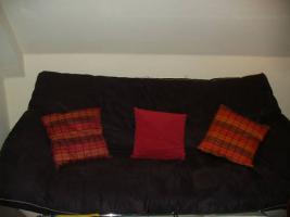 Couch/Sofa 3-Sitzer und passender Sessel zu verkaufen