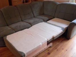 Foto 4 Couch/Sofa mit Schlaffunktion von HIMOLLA mit Qualitäts-Pass