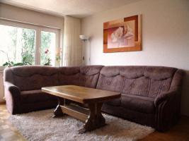 Foto 2 Couch/Sofa und Wohnzimmertisch