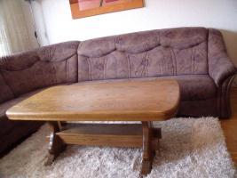 Foto 3 Couch/Sofa und Wohnzimmertisch