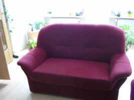 Foto 2 Couch Zweiteiler Dreiteiler