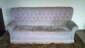 Couch im alten Stil