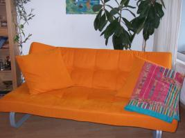 Couch orange