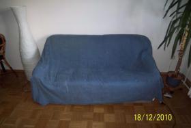 Couch zu verschenken gegen Selbstabholung