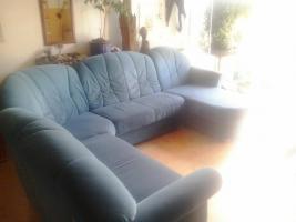 Couch + 2 WZ Schränke