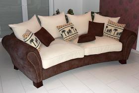 Foto 2 Couch - Big Sofa Afrika
