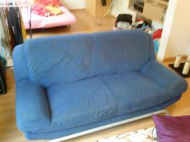 Couch & Sessel zu verschenken