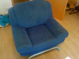 Foto 2 Couch & Sessel zu verschenken