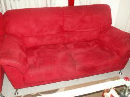 Couchgarnitur 3-Sitzer, 2,5-Sitzer und 1 Sofa