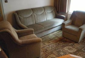 Couchgarnitur 3+1+1