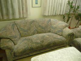 Couchgarnitur an Selbstabholer