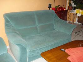 Couchgarnitur bestehend aus 3-Sitzer und 2-Sitzer