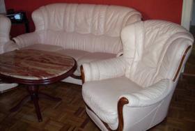 Foto 3 Couchgarnitur + Tisch