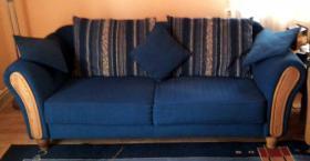 Couchgarnitur, sehr gut erhalten!