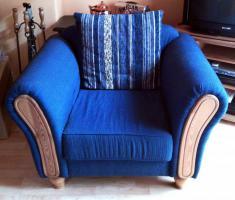 Foto 3 Couchgarnitur, sehr gut erhalten!