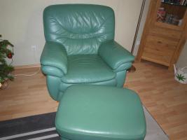 Foto 2 Couchgrt.+Sessel+Fußteil